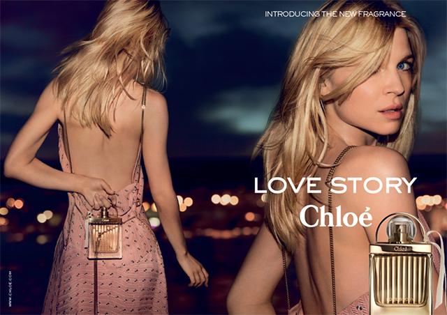 Бабочки в животе: Chloe представили новую версию аромата Love Story