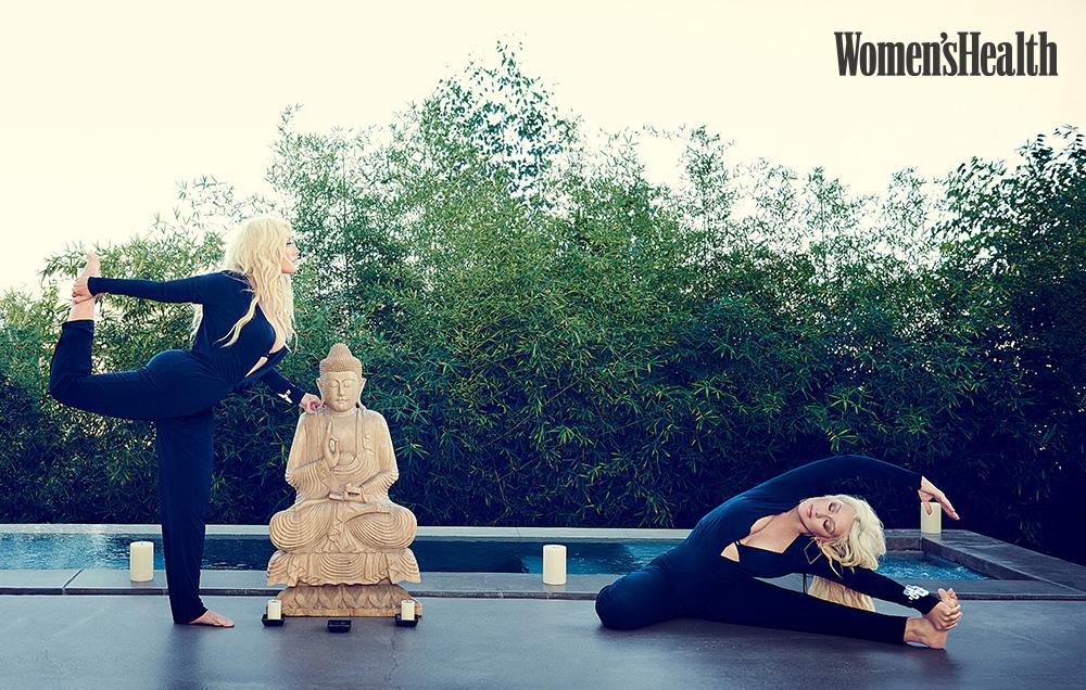 Новые откровения: Кристина Агилера украсила обложку Womens Health и рассказала о своем теле