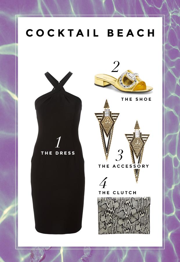 Party time: как одеться на пляжную вечеринку?