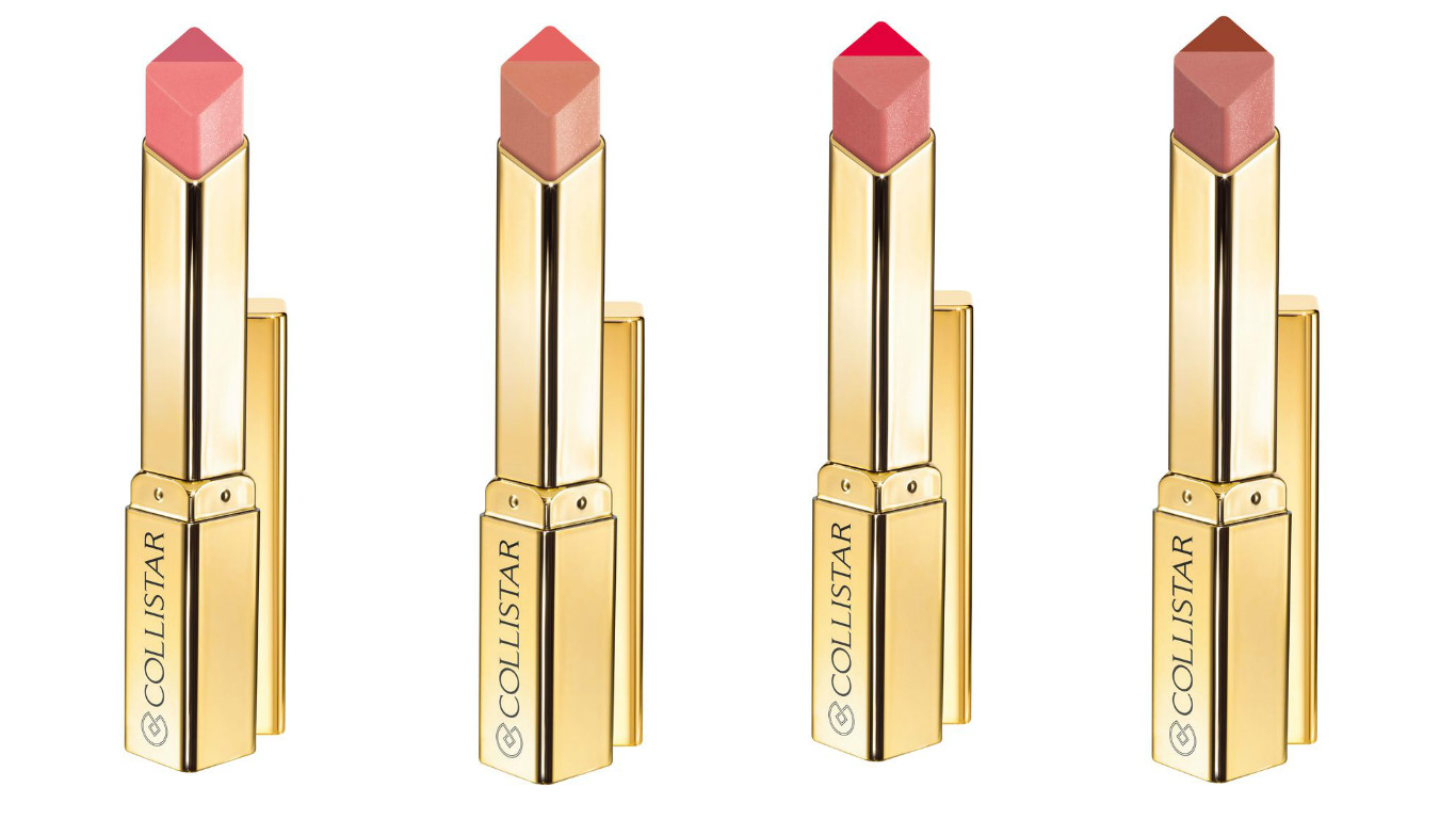 Collistar Extraordinary Duo Lipstick помада