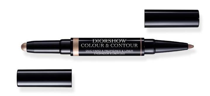 Diorshow Colour & Contour #557 Twig (новинка из весенней коллекции макияжа Dior)