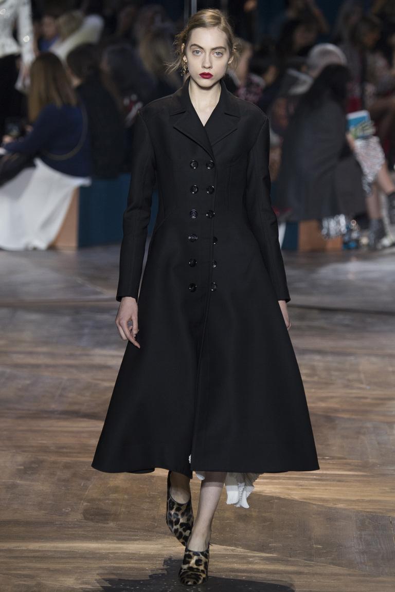 Смена подросла: первая коллекция без Рафа Симонса - Christian Dior Haute Couture весна 2016
