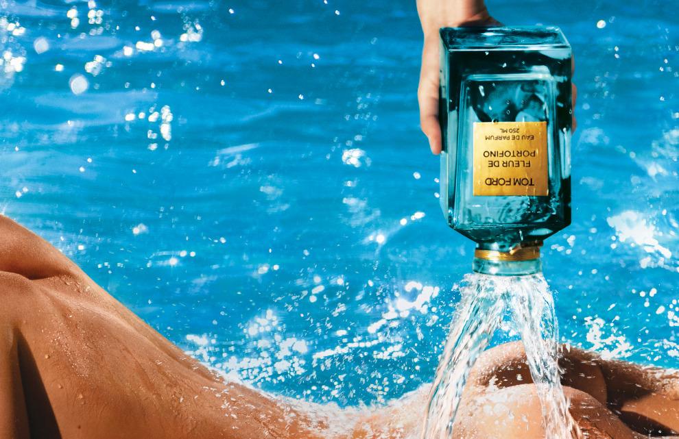 Из самого сердца Портофино: освежающий аромат Fleur de Portofino от Tom Ford
