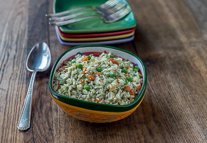 Рис с курицей по-новому: Арроз кон полло - вкусный способ придти в форму после лета
