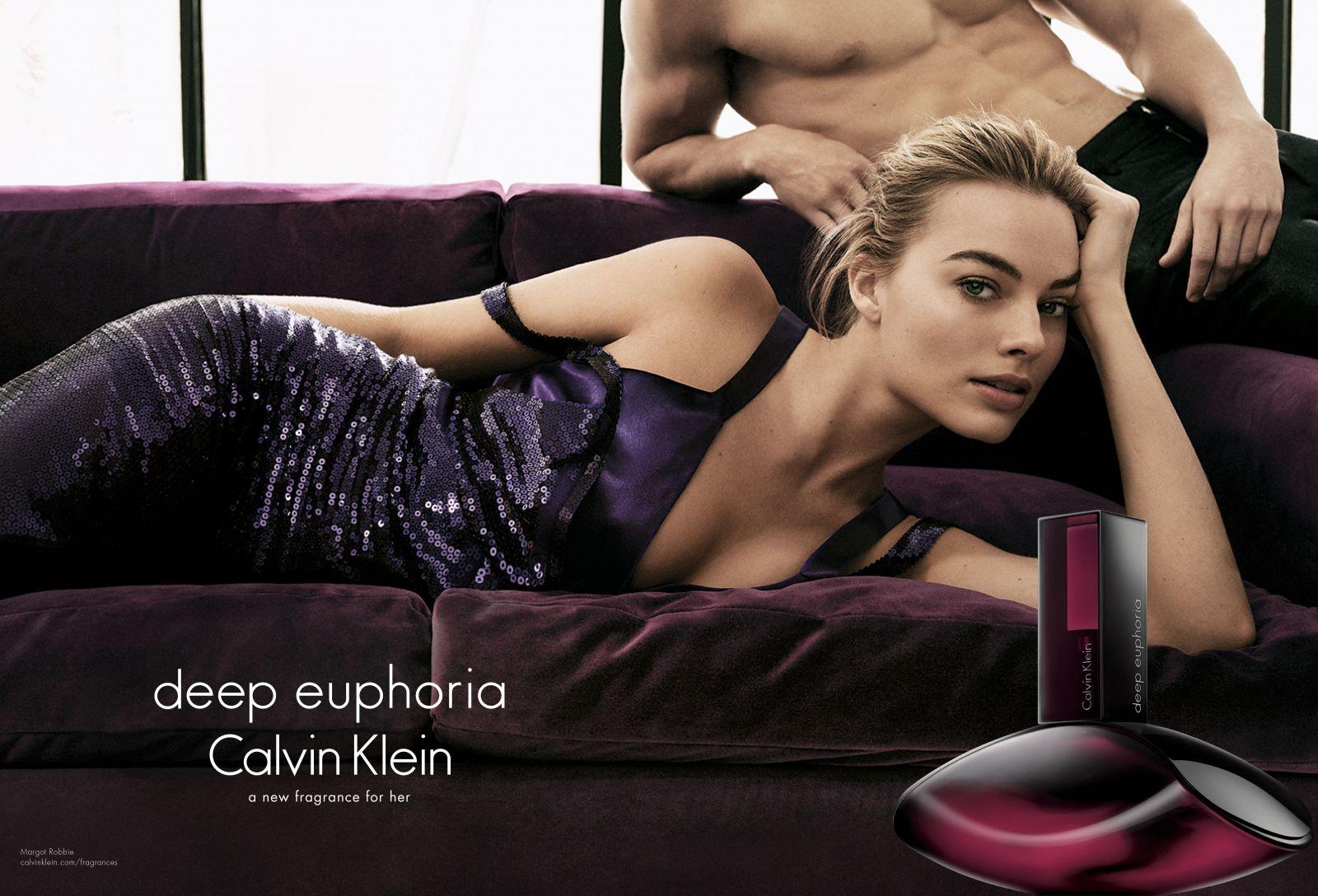 Марго Робби блеснула красотой в рекламе парфюма от Calvin Klein (ФОТО)