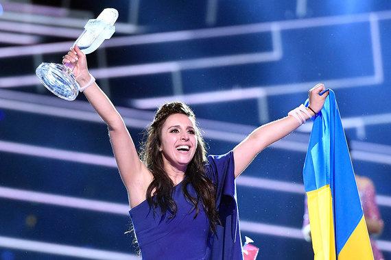 Джамала Евровидение 2016 мемы