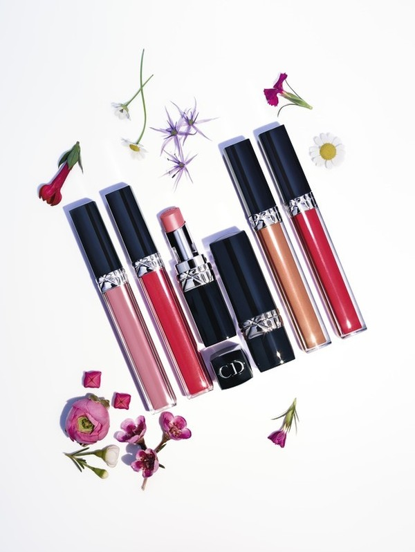 полный обзор весенней коллекции макияжа Dior Glowing Gardens 2016