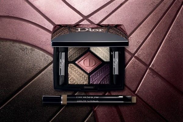 коллекция макияжа Dior Skyline Makeup Collection осень 2016 фото