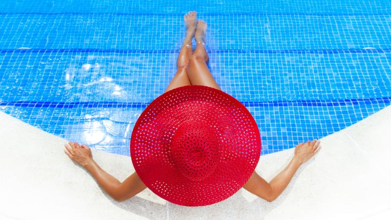 Полезный beauty-рецепт: Как справиться с солнечным ожогом