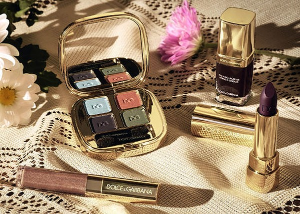 коллекция макияжа Dolce and Gabbana Wild About Fall Makeup Collection Осень 2016 фото