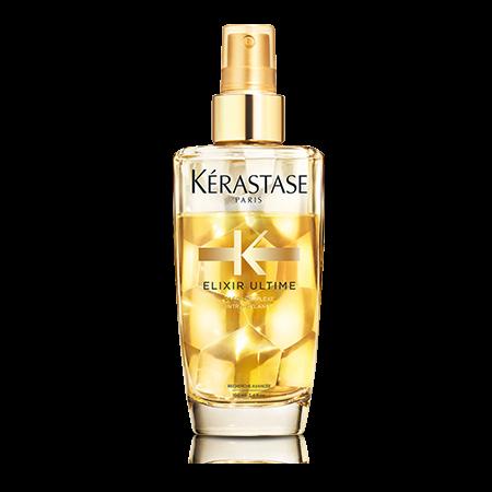 Маслянисто: четыре новинки для ухода за волосами Kerastase Elixir Ultime