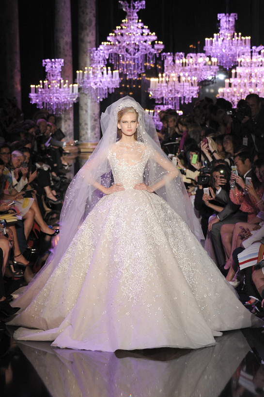 14 удивительных свадебных платьев от кутюр