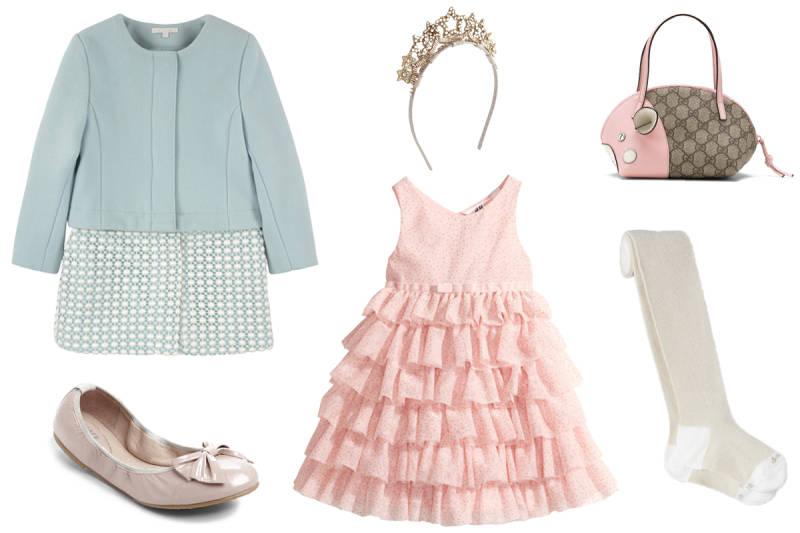 Наряд для принцессы: как одеть вашу малышку по последним трендам