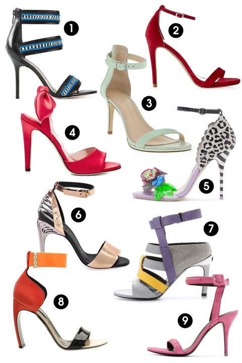 Стильно и на любую погоду: выбираем обувь на весну и лето