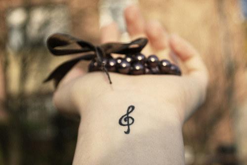 Лучшие татуировки: идей микро-татуировок для девушек (ФОТО)