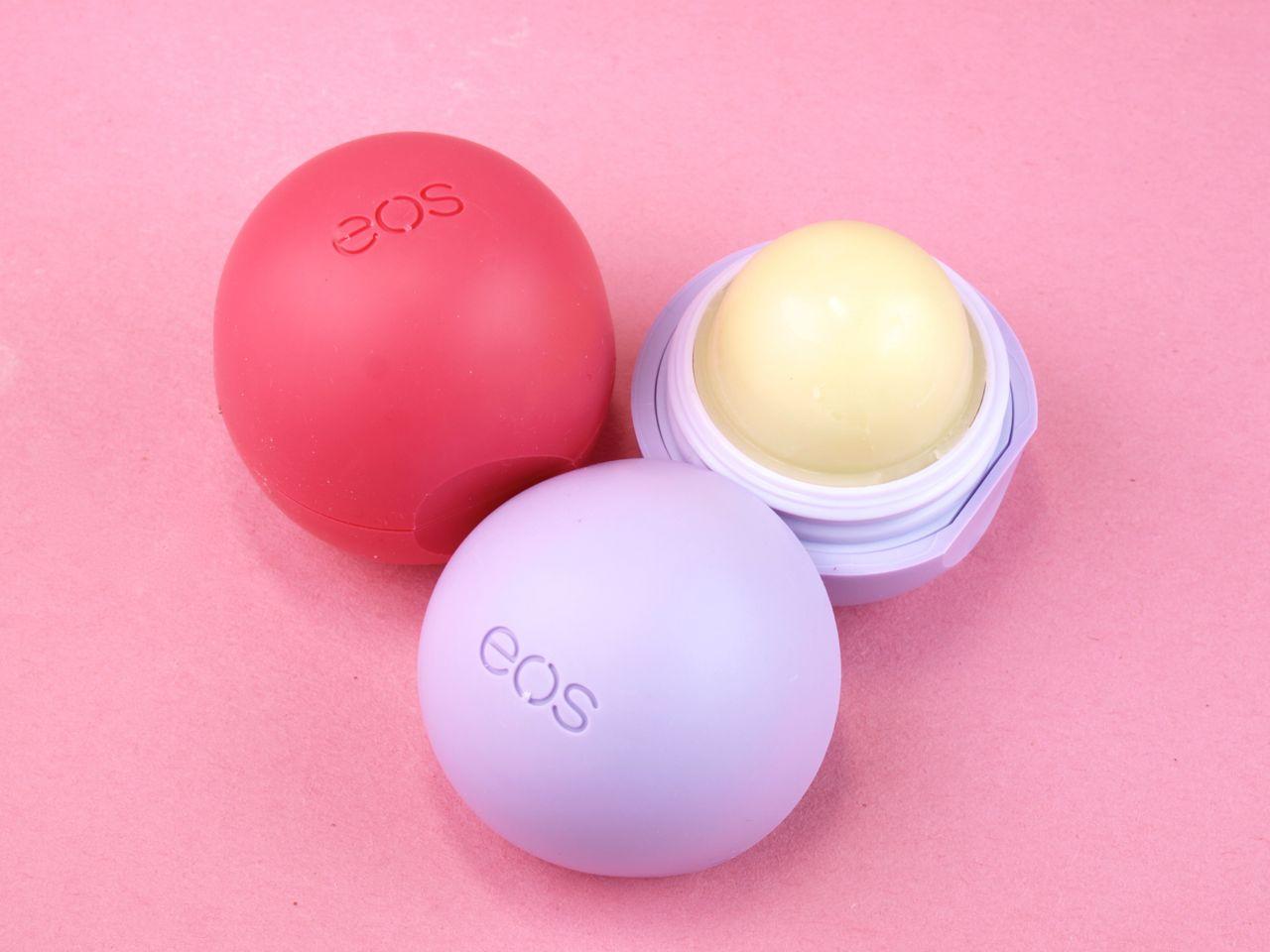 Набор бальзамов для губ EOS: маракуйя и арбуз, 294 грн
