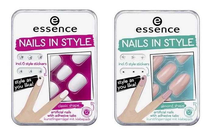 Большое пополнение: огромное количество новинок для ногтей лето 2016 от Essence