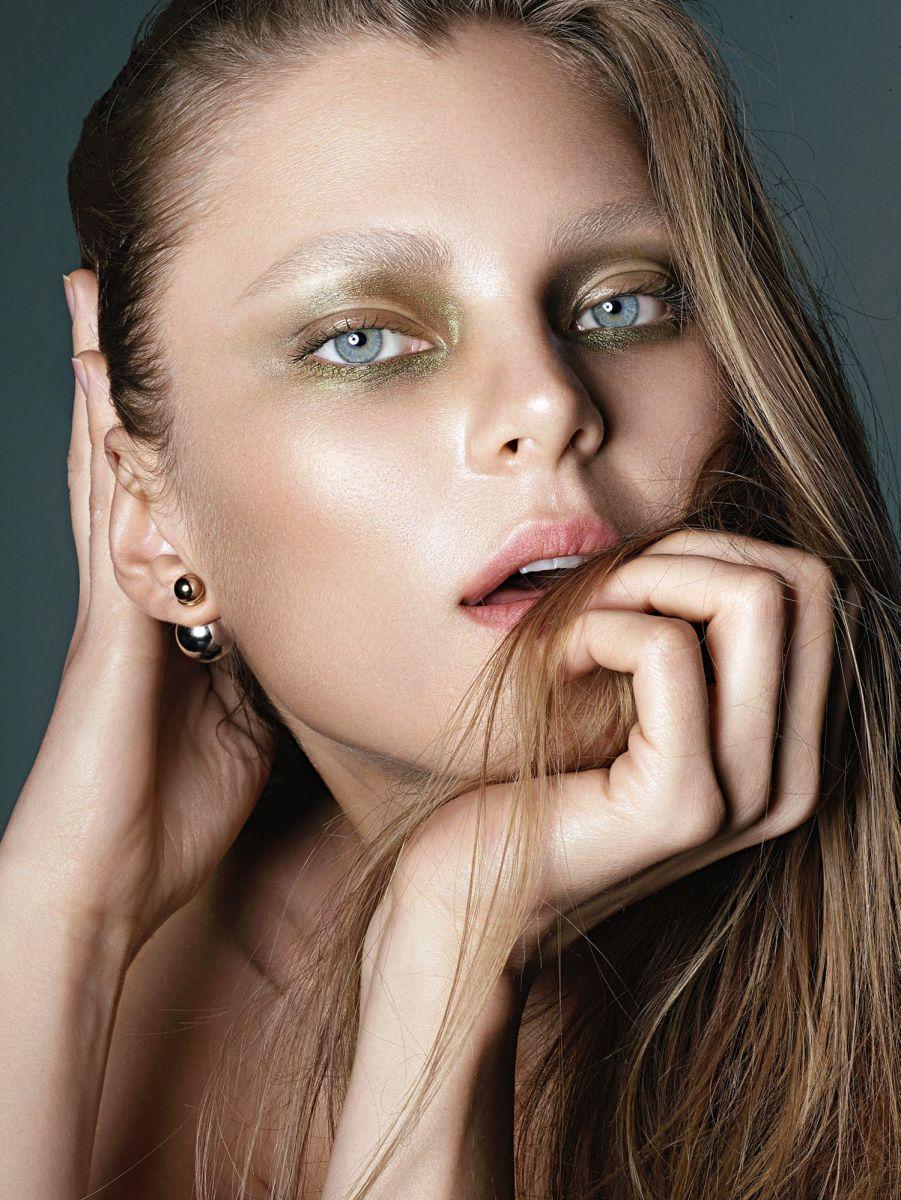 модный макияж осень 2015 фото