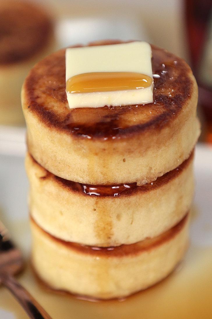 Восходящее солнце: вкусный завтрак - рецепт японских блинчиков