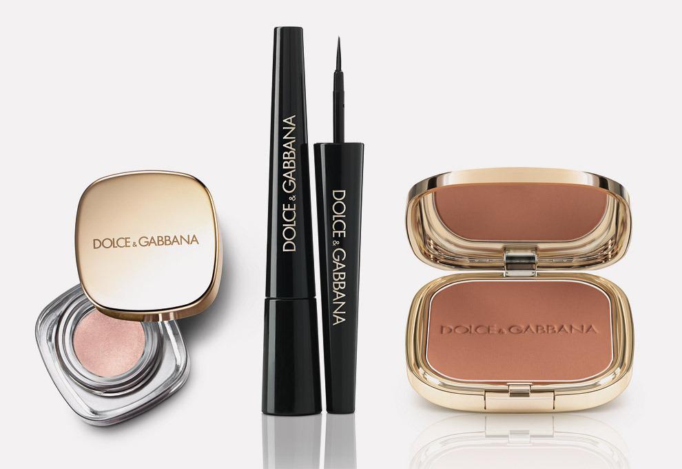 Дыхание праздника: золотая коллекция макияжа Dolce and Gabbana