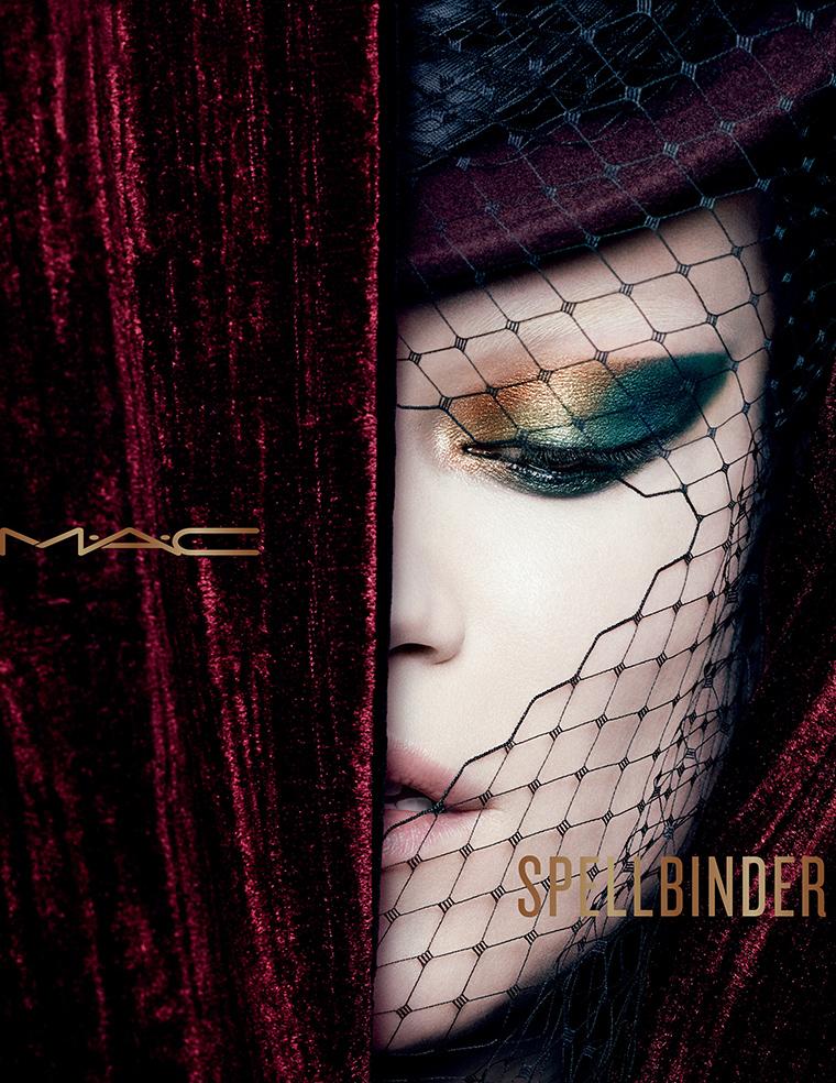 MAC представил магнитные тени в новой коллекции макияжа осень 2016 (ФОТО)