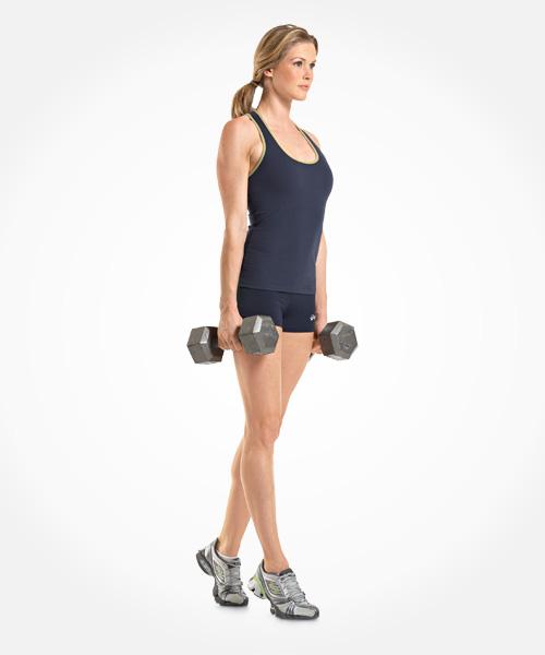 ТОП-4 лучших упражнения для сексуальных ног