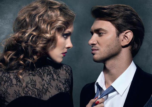 Влюбленные Алена Шоптенко и Дмитрий Дикусар представляют новые ароматы
