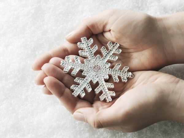 3 лучшие процедуры для спасения рук зимой