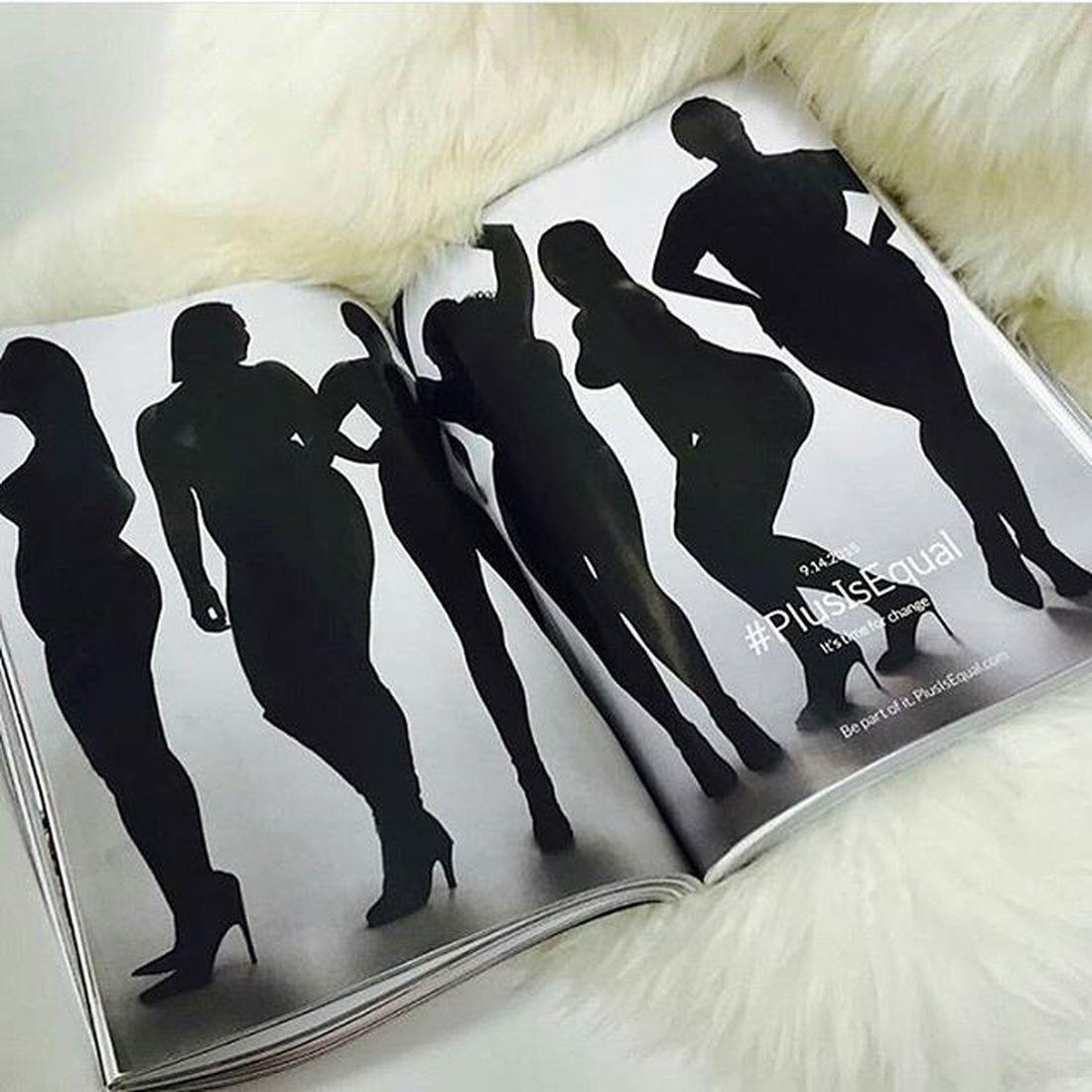 Пышечки в тренде! Самые сексуальные plus-size модели в одной кампании