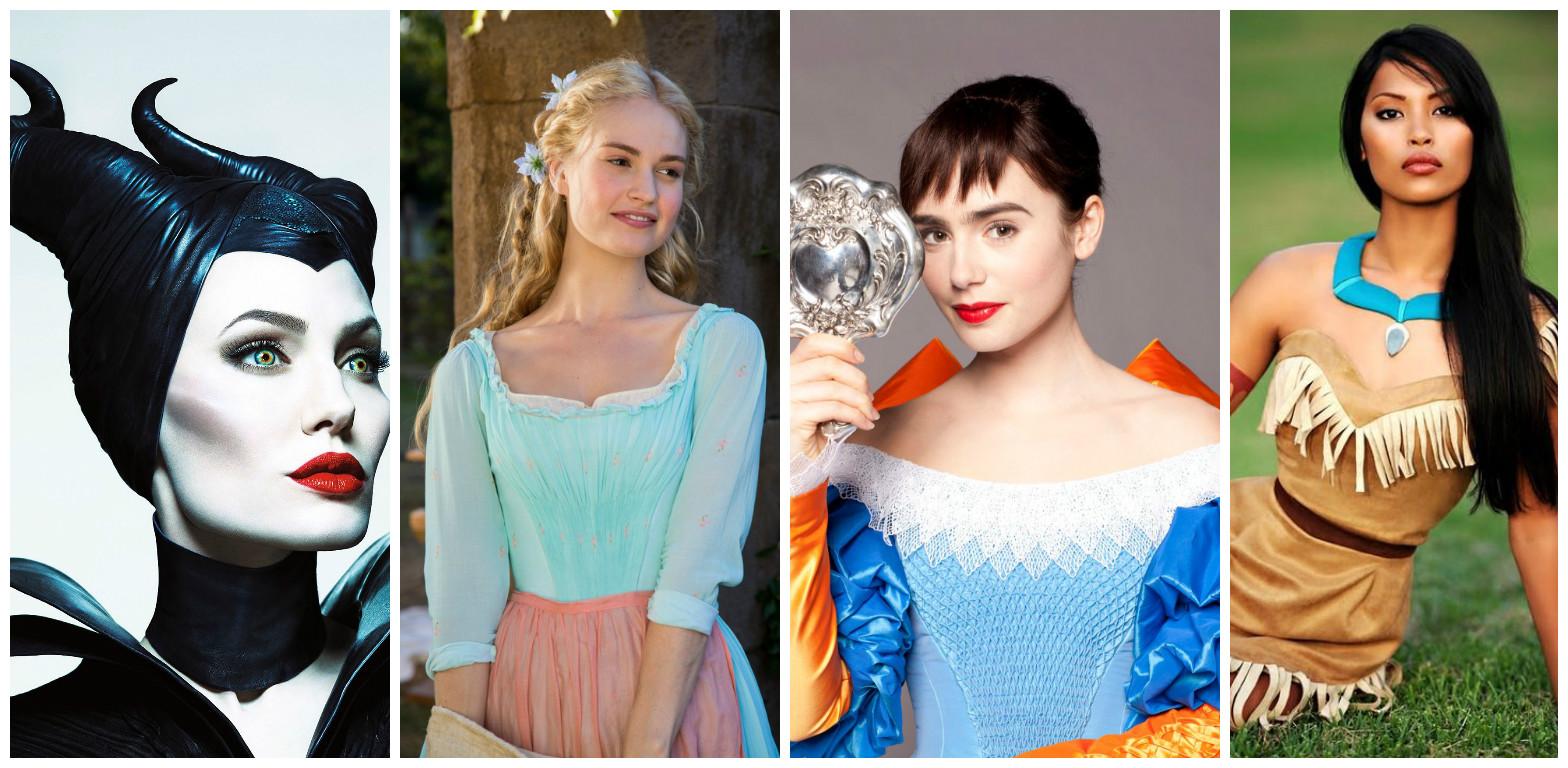 7 идей макияжа, которые мы можем украсть у диснеевских принцесс