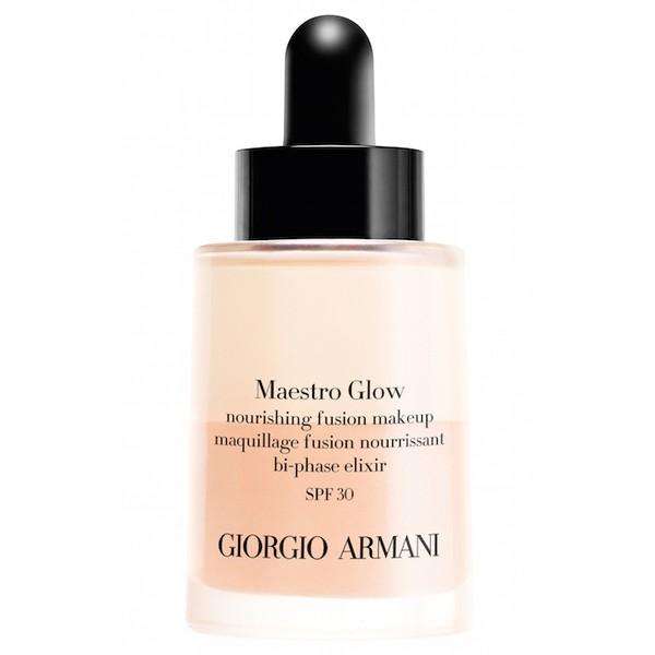 Giorgio Armani радует своих поклонниц новым тональныс флюидом