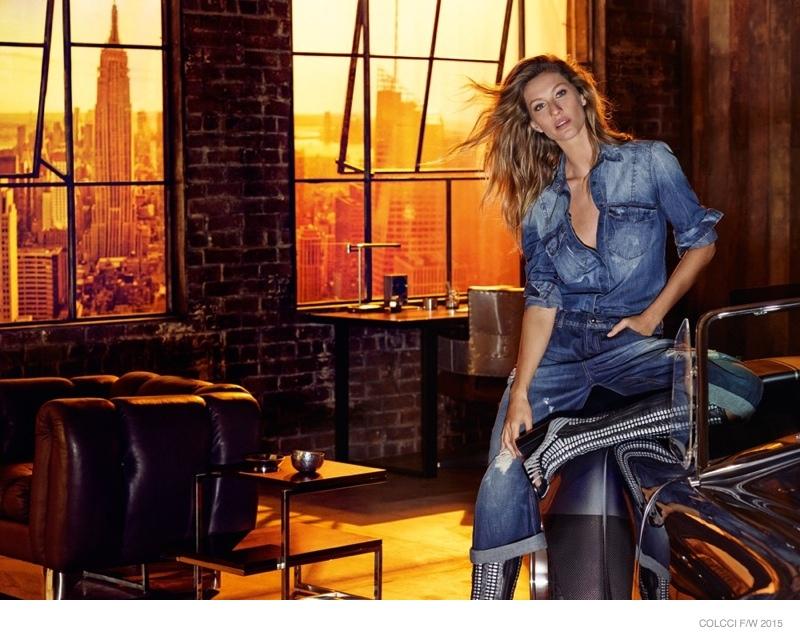Новости от Жизель Бундхен: роскошная фотосессия и рекламная кампания
