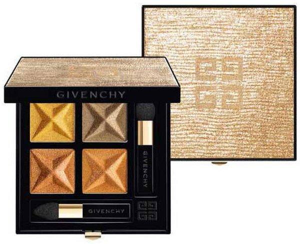 Givenchy представил новую пудру, помаду и тени из праздничной коллекции (ФОТО)