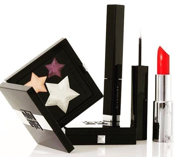 Звездопад: первый взгляд на осеннюю коллекцию макияжа Givenchy фото