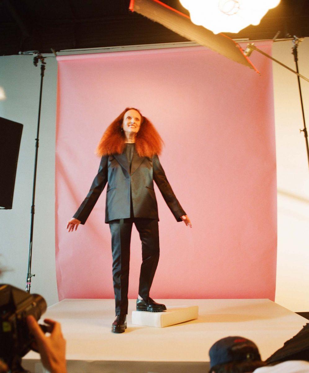 Немолода, и что? 75-летняя Грейс Коддингтон стала лицом Calvin Klein