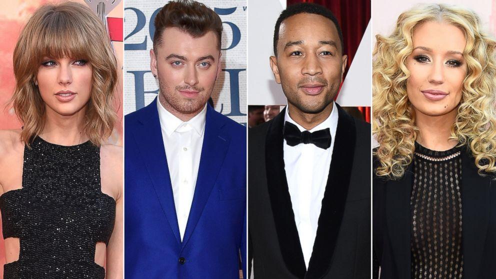 Billboard Music Award 2015: лучшие наряды на красной дорожке