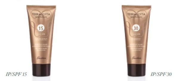 SPF15 Sun Brunettes - для темной кожи SPF30 Sun Blondes - для светлой кожи