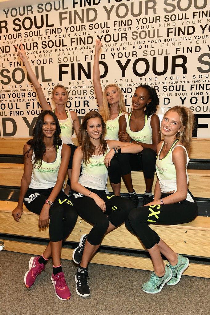 Ангелы Victorias Secret рассказали о своей летней тренировке