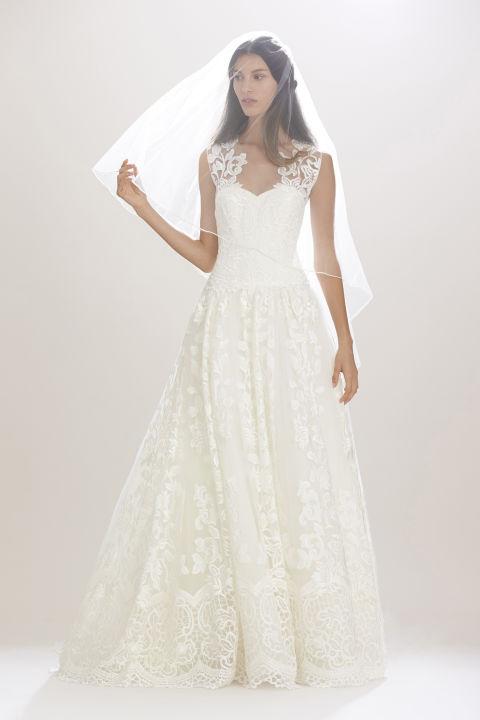 свадебная коллекция Carolina Herrera 2016