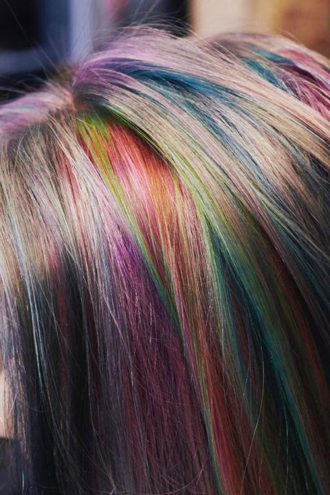 Что-то новенькое: еще один популярный тренд окрашивания волос