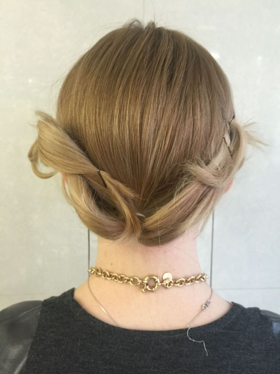 Мастер-класс: как повторить прическу с показа Chanel Haute Couture фото