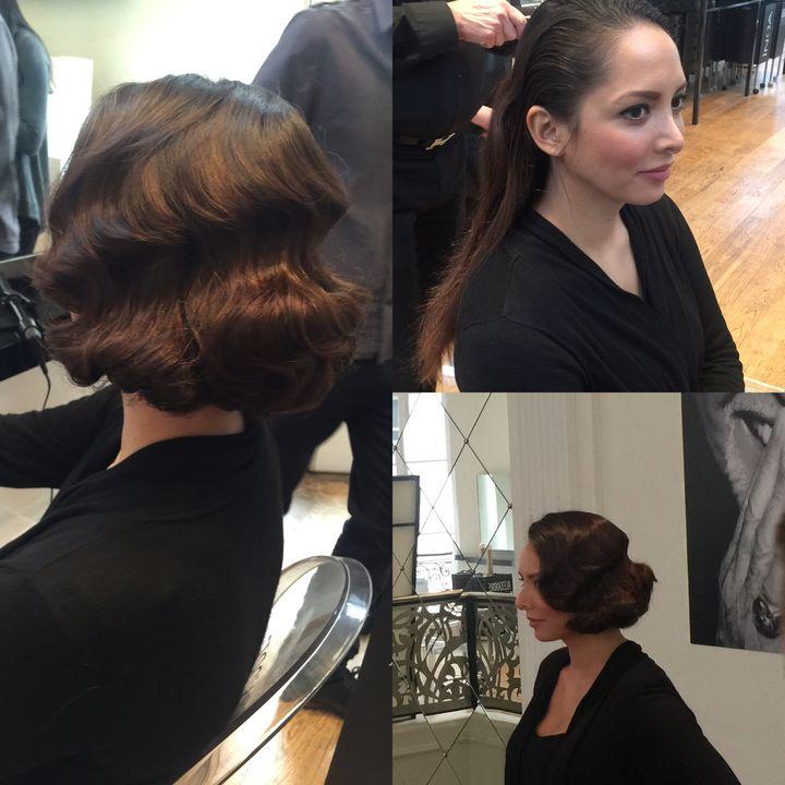 Прямо из Парижа: 5 причесок от 100 евро от знаменитой школы парикмахеров Alexander de Paris
