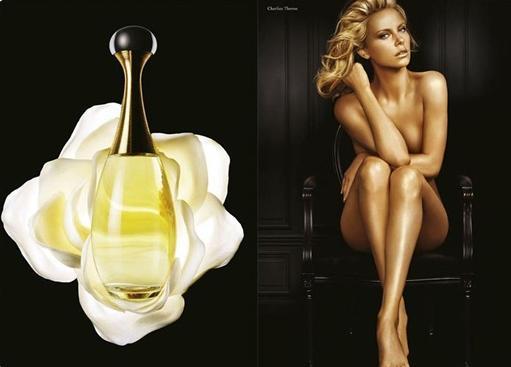 Шарлиз Терон покоряет красотой в рекламе Dior фото