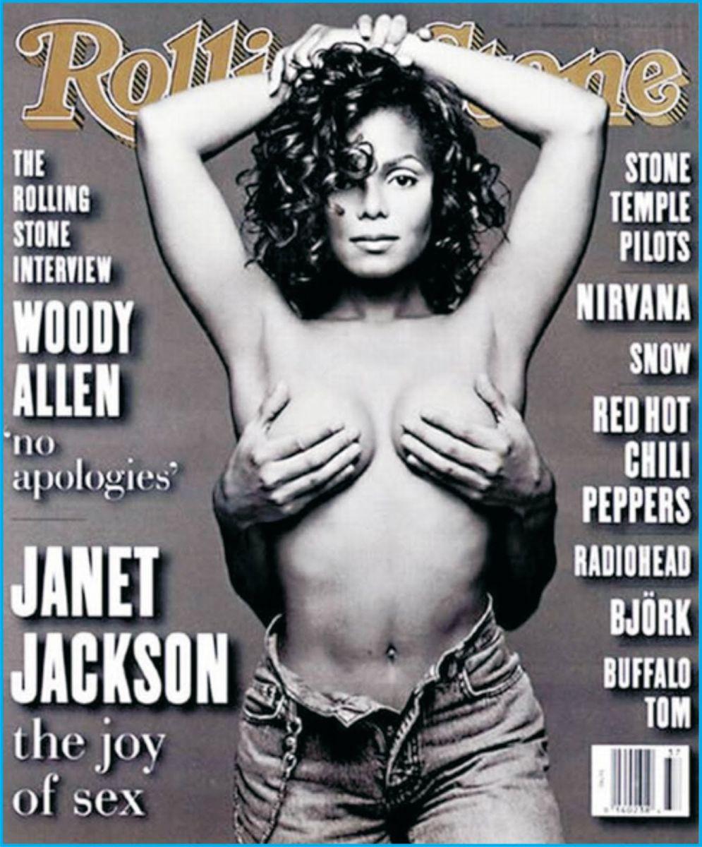 Джанет Джексон для Rolling Stone