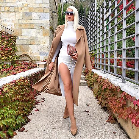 Сербская певица обвинила Ким Кардашьян в плагиате