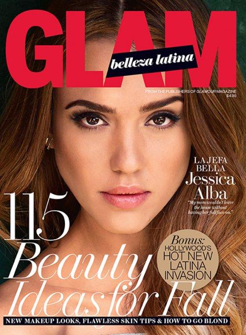 Джессика Альба рассказала о любимом макияже