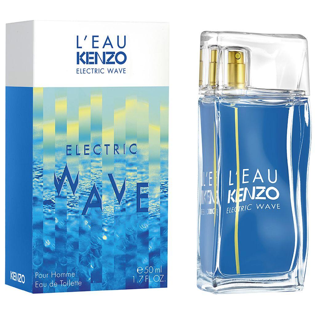 Аромат L'Eau Kenzo Electric Wave Pour Homme