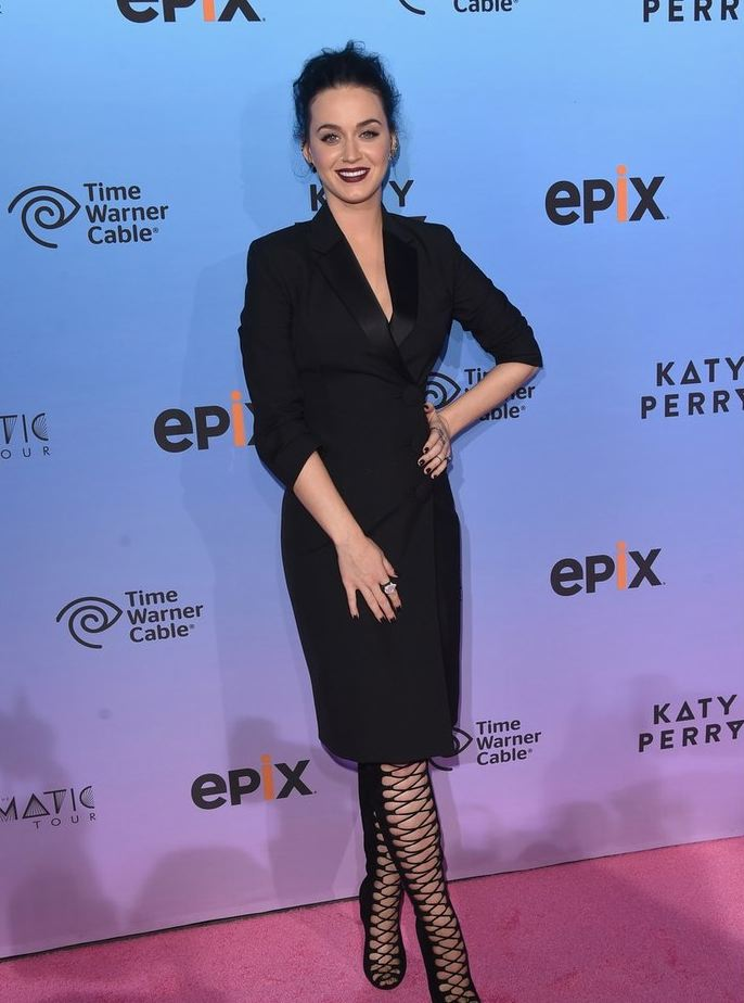 Красавица Кэти Перри продемонстрировала роскошный beauty-образ