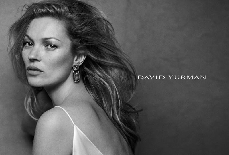 Настоящая: Кейт Мосс без макияжа в рекламе драгоценностей
