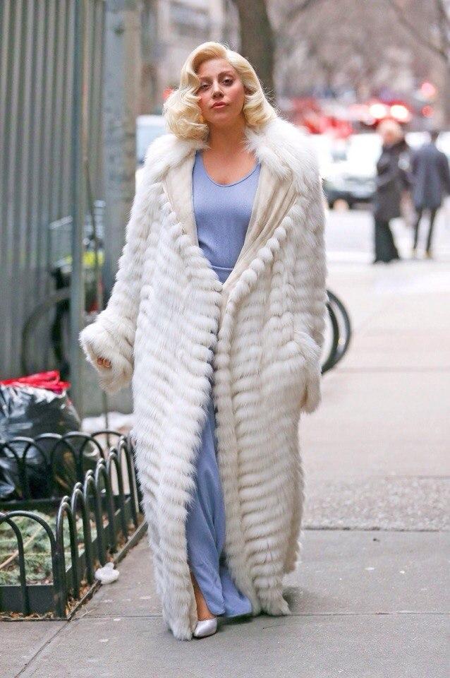 Фотофакт: Леди Гага приятно удивила новым имиджем